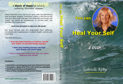 You Can Heal Your Self by Gabrielle Kirby